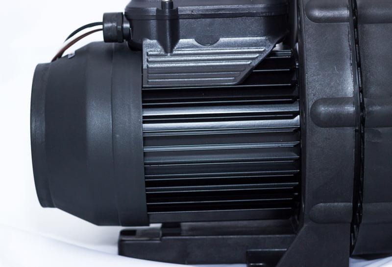 Pulverbeschichteter Motor der Aqua Master